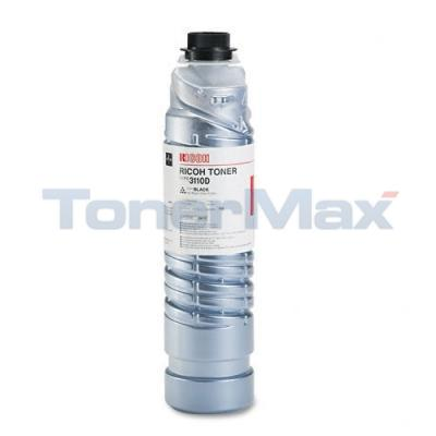RICOH TYPE 3110D TONER BLACK